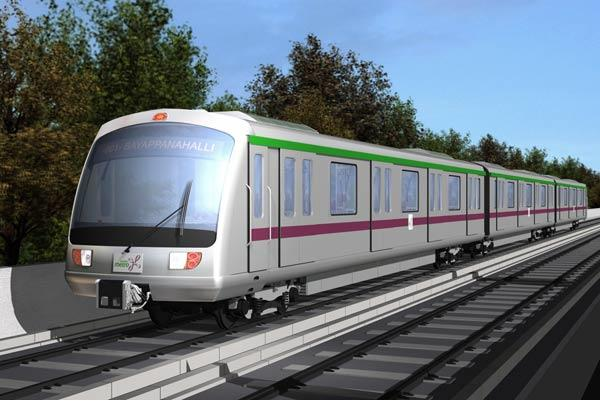 Bangalore Metro Railway Project